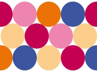 Coloured Circles 04