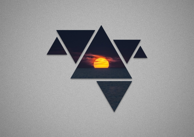 Sunset Triangles