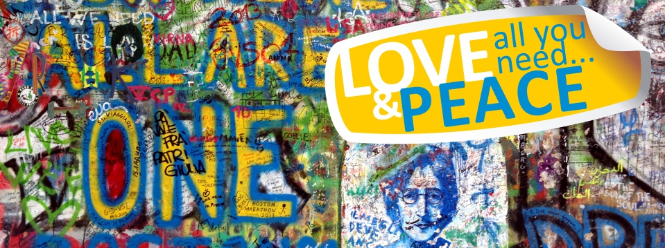 Love and Peace banner