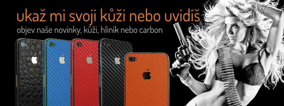 Carbon banner CZ