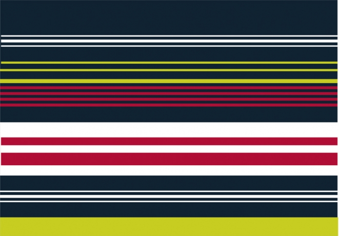 Coloured Stripes 06