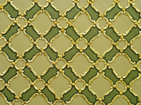 Green-gold Ornaments