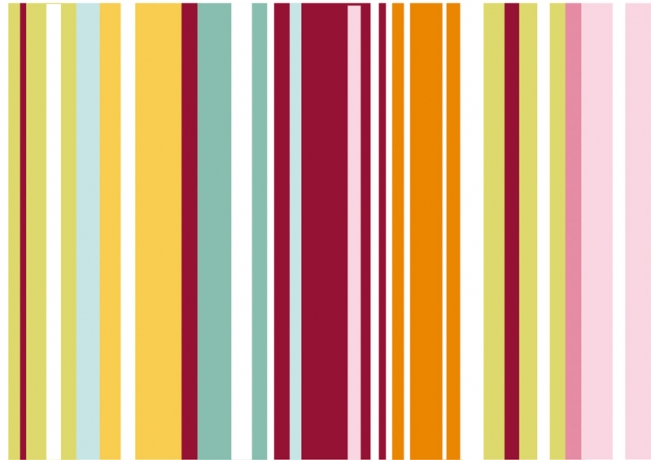 Coloured Stripes 05