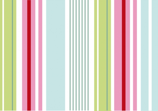 Coloured Stripes